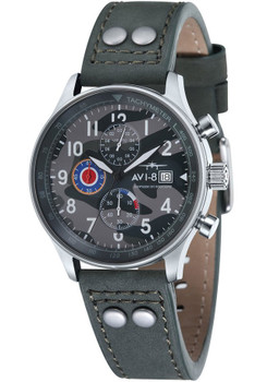 AVI-8 Hawker Hurricane Steel Camo Grey (AV-4011-0A)