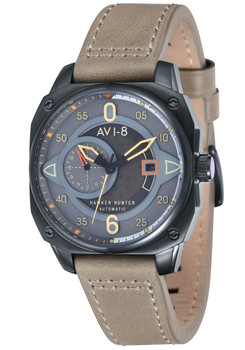 AVI-8 Hawker Hunter Automatic Steel Stone