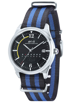 AVI-8 Hawker Hurricane Date Blue Black Nato