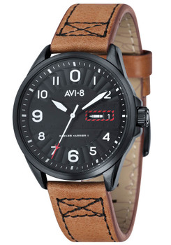 AVI-8 Hawker Harrier II Black Brown