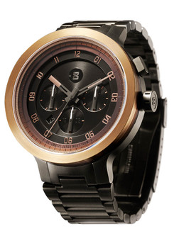 Minus-8 Layer 24 Automatic Metal Gold Black