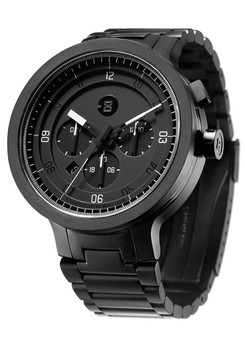 Minus-8 Layer 24 Automatic Metal Black Black
