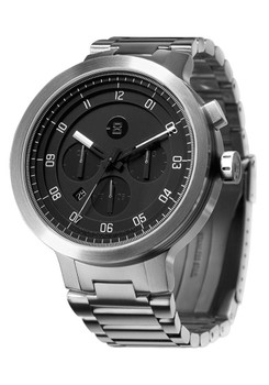 Minus-8 Layer 24 Automatic Metal Silver Black