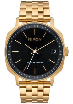 Nixon Regent II SS Gold Black Sunray