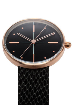 Aark Dome Rose Gold