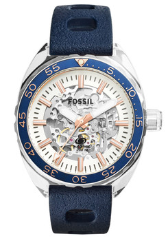 Fossil ME3124 Breaker Reveal Sport Automatic Silicone