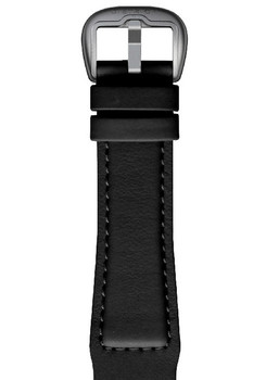 Dietrich Black Leather Strap