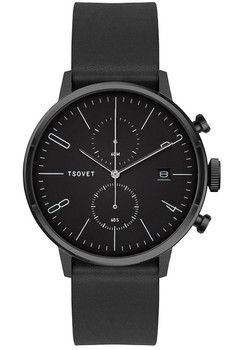 Tsovet JPT-CC38 Chrono All Black (CC331010-45)