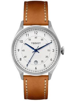 Tsovet SVT-RM40 Date Tan/Silver (RM111513-40)