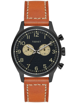 Tsovet SVT-DE40 Chrono Tan/Black (DE331013-43)