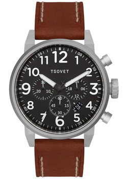 Tsovet JPT-TS44 Chrono Brown/Black (TS111012-45)
