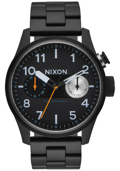 Nixon Safari Deluxe All Black (A976001)