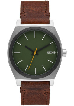 Nixon Time Teller Surplus/Brown (A0452334)