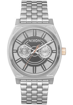 Nixon Time Teller Deluxe Star Wars Phasma Silver (A922SW2445)