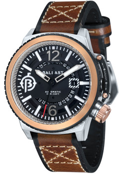 Ballast Trafalgar Automatic Brown/Silver Main (BL-3133-01)