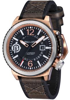Ballast Trafalgar Automatic Brown/Rose Gold Main (BL-3133-02)