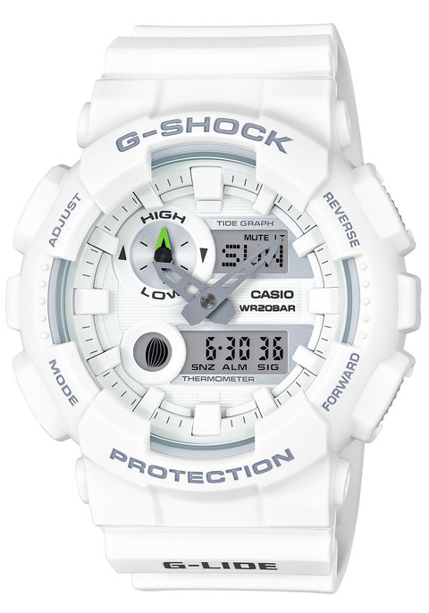 G-Shock GAX-100 All White (GAX-100A-7A)