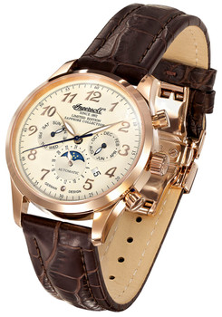 Ingersoll IN1410RCR Santa Anna Sapphire Automatic Rose Gold (IN1410RCR)