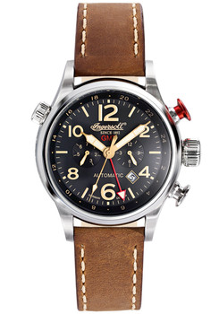 Ingersoll IN3218BK Lawrence Automatic Black (IN3218BK)