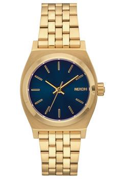 Nixon Medium Time Teller All Light Gold Cobalt (A11301931)