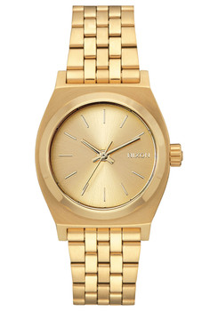 Nixon Medium Time Teller All Gold (A1130502)