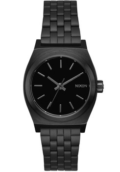 Nixon Medium Time Teller All Black (A1130001)