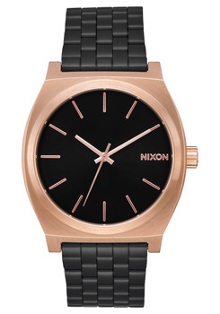 Nixon Time Teller Black Rose Black (A0452481)
