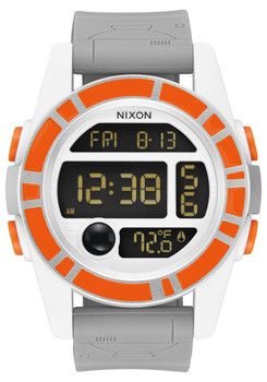 Nixon Unit Star Wars BB-8 Orange Black (A197SW2605)