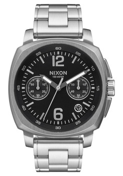 Nixon Charger Chrono Black (A1071000)