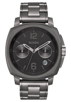 Nixon Charger Chrono All Gunmetal (A1071632)