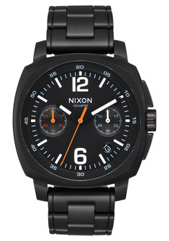 Nixon Charger Chrono All Black (A1071001)