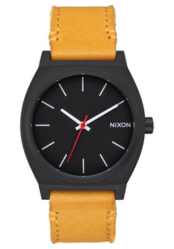 Nixon Time Teller All Black Goldenrod (A0452448)