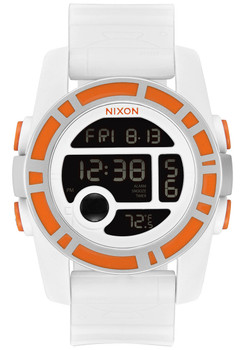 Nixon Unit 40 Star Wars BB-8 Silver Orange (A490SW2606)