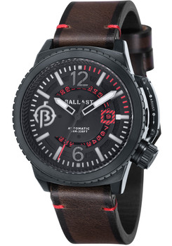 Ballast Trafalgar Automatic Brown Black Red (BL-3133-04)