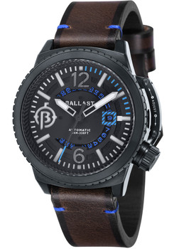 Ballast Trafalgar Automatic Brown Black Blue (BL-3133-05)
