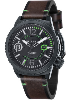 Ballast Trafalgar Automatic Brown Black Green (BL-3133-06)