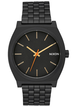 Nixon Time Teller All Black Surplus (A0451032)