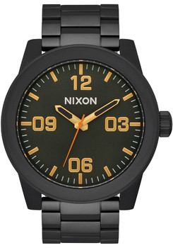 Nixon Corporal SS All Black Surplus (A3461032)