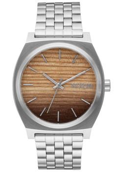 Nixon Time Teller Wood Silver (A0452457)