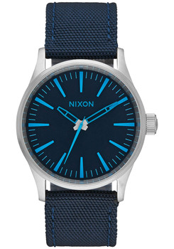 Nixon Sentry 38 Nylon Dark Blue (A4262219)