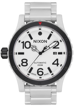 Nixon Diplomatic Star Wars Stormtrooper Ceramic White (A429SW2243)
