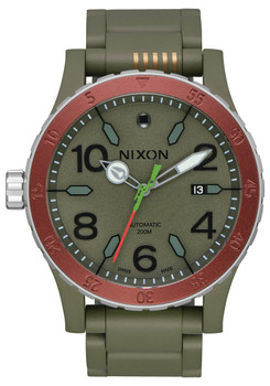 NIXON Diplomatic Star Wars Boba Fett Green (A429SW2248)