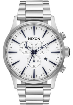 NIXON Sentry Chrono White Sunray (A3862450)