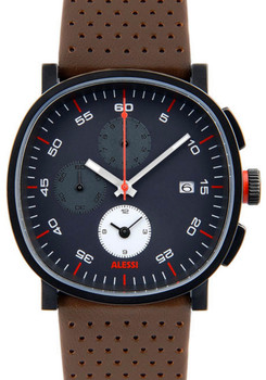 Alessi AL5031 TIC15 Chronograph Brown Black (AL5031)