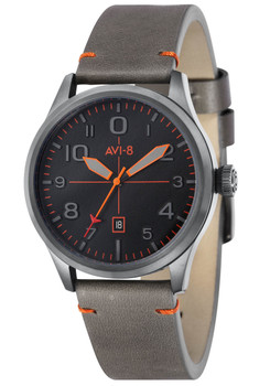 AVI-8 Flyboy Grey Orange (AV-4028-0A)