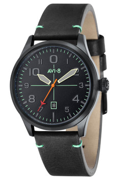 AVI-8 Flyboy Black Green (AV-4028-0B)