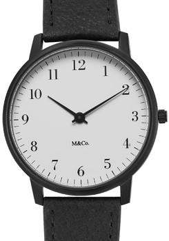 M&Co Bodoni 40mm Black (7401-40)