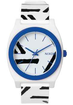 Nixon Time Teller P White Cobalt (A1191801)