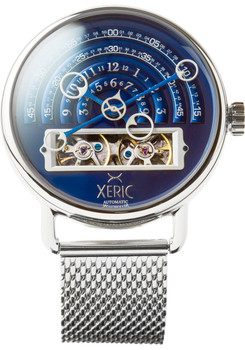 Xeric Halograph Automatic Mesh Navy (HLG-3021M)