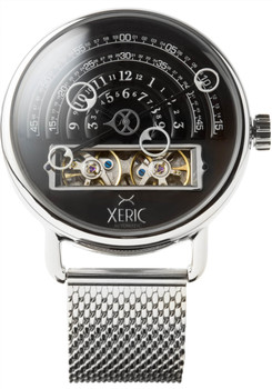 Xeric Halograph Automatic Mesh Black/Silver (HLG-3014M)